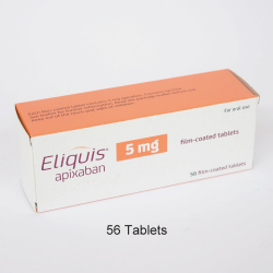 Eliquis 5 mg (Apixaban)